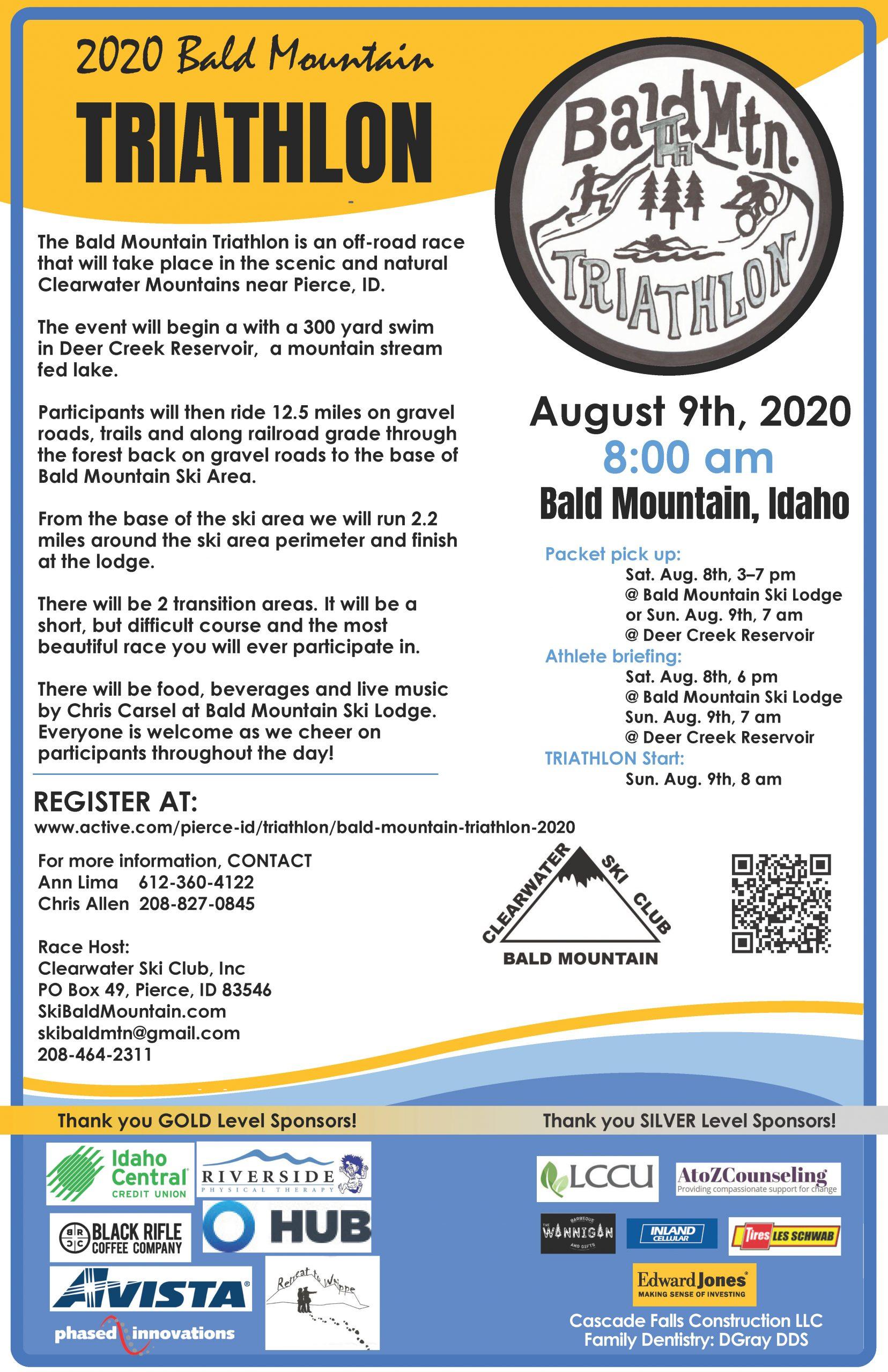 2020 Flyer Triathlon