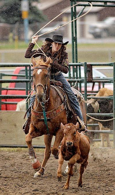Wild Weippe Rodeo